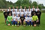 Martin Zoubek spojil svůj fotbalový život s týmem v Doksech.