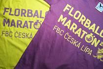 Maratónská trička.