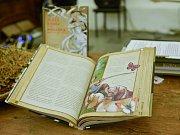V českolipském muzeu se v pátek křtila Zlatá kniha českých pohádek.