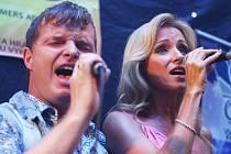 Martin France a Kateřina Brožová.