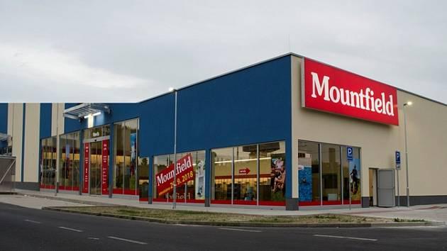 Mountfield otvírá novou prodejnu v České Lípě.
