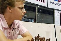Šachista Viktor Láznička.