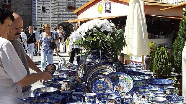 Polský Boleslawiec pořádá v sobotu 23. srpna tradiční Dny keramiky.