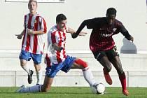 Písek - Arsenal Česká Lípa 2:2 (0:1).