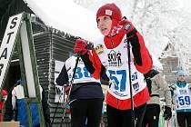 Už tradičně se na Silvestra sejdou běžkaři v Polevsku.