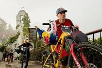 Jablonecký biker Tomáš Slavík sbírá úspěchy po celém světě. Tentokrát vyhrál v Bogotě