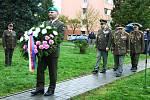 Memoriál generálmajora Antonína Sochora se konal ve Stráži pod Ralskem a Novém Boru.
