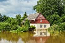 Záplavy na Českolipsku