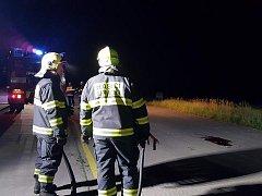 Nešťastná souhra náhod vedla k tragické události na letišti v Ralsku, kde v pondělí v podvečer zemřel muž.