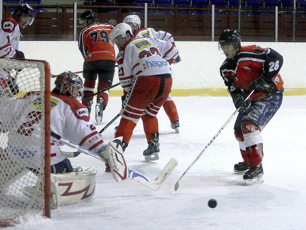 HC Česká Lípa - Slavoj Liberec 0:8.