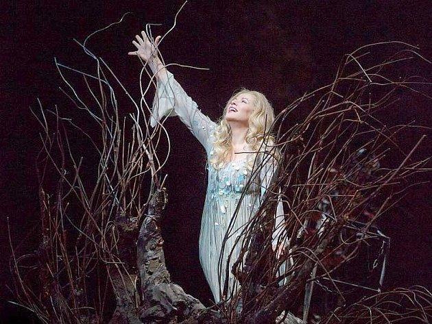 Renée Fleming je světoznámá americká operní pěvkyně s plným lyrickým sopránovým hlasem.