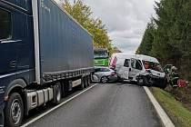 Nehoda na Šébru.
