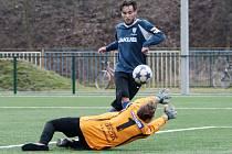 Po výhře nad dorostenci FK Varnsdorf čeká fotbalisty českolipského Arsenalu tento víkend přípravný duel proti Mnichovu Hradišti.