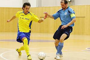 Hráči F.A. Zole nestačili v posledním kole na Chotěboř, doma prohráli 4:8.