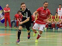 Svarog FC Teplice - Démoni Česká Lípa 3:6 (0:3).