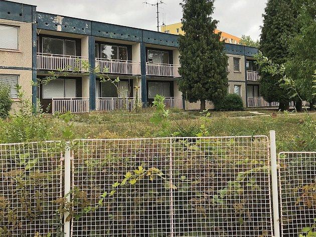 Město zateplí omšelou školku ve Východní ulici na sídlišti Špičák.