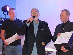 Čeští kinaři udíleli v Novém Boru filmové ceny. Letos sklidil nejvíce ocenění film Teorie tygra.