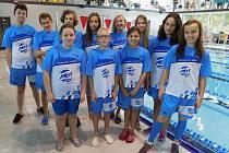 Prvním závodem další sezony byla Cena Mladé Boleslavi a Memoriál Miroslava Tottera (hlavní závody), kde nakonec startovala jedenáctičlenná skupina plavců PK Česká Lípa.