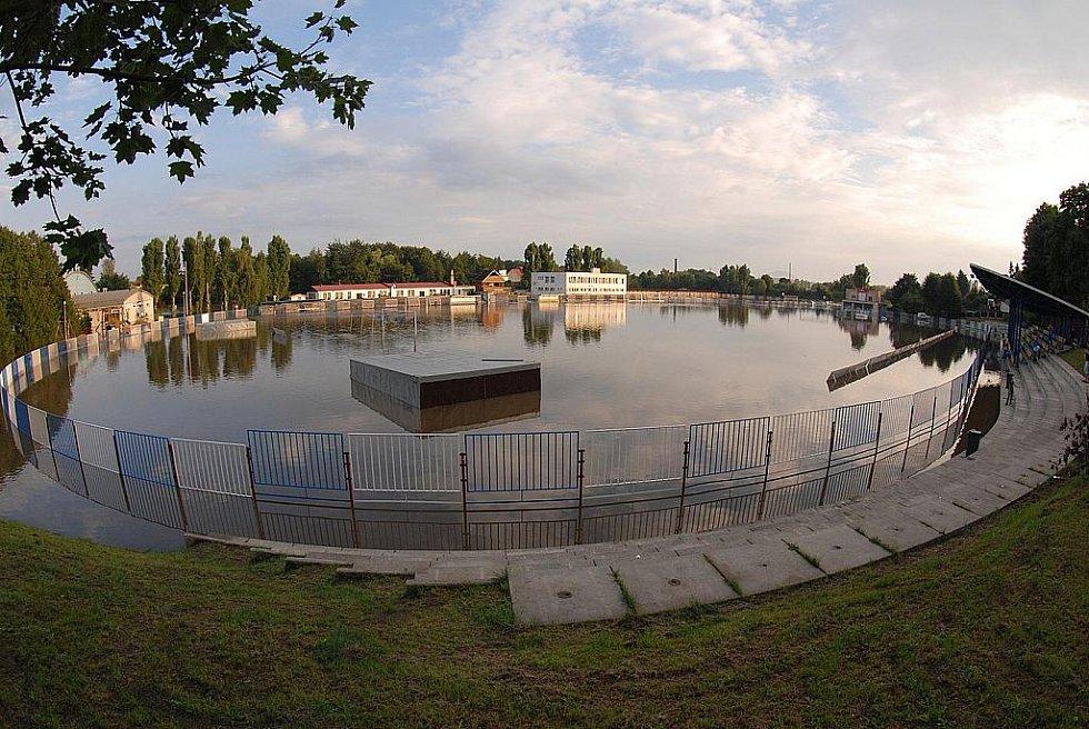 Povodně na Českolipsku – Česká Lípa