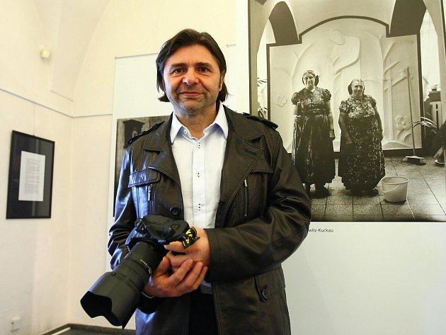 Fotografie Mačije Bulanka budou v českolipském muzeu k vidění do 20. června.