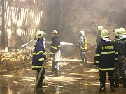 Sbor dobrovolných hasičů v Dubé dosahuje díky schopnostem svých členů úrovně profesionálních sborů.