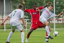 SK Sokol Brozany - FC Nový Bor 0:1 (0:0).