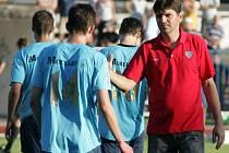 Pavel Hradiský prožil na lavičce českolipského klubu krásné, ale i ty méně hezké chvíle. Nyní je před ním nová výzva: pomáhat v roli asistenta druholigovému Varnsdorfu.