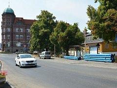Centrum Nového Boru.