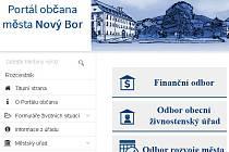 Městský úřad spustil novou aplikaci Portál občana, která zjednodušuje komunikaci mezi občany a úředníky.