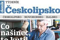 Vychází nový Týdeník Českolipsko.