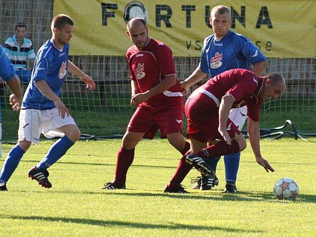 Hráči B–mužstva českolipské Lokomotivy v duelu s Polevskem v samém závěru prohospodařili jednogólové vedení.