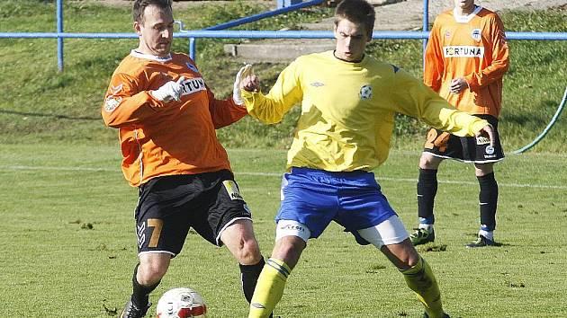 Domácího prostředí využili fotbalisté Skalice, kteří porazili rivala ze Cvikova.