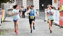 Šestého ročníku závodu City Cross Run&Walk Česká Lípa se zúčastnilo přes 700 běžců.