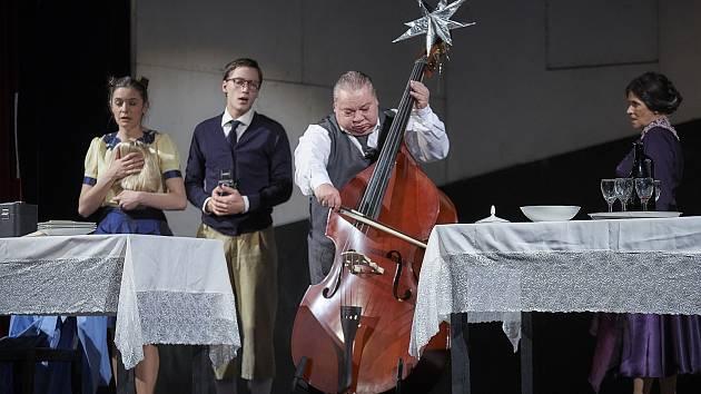 Ostravské Divadlo Petra Bezruče předvedlo v České Lípě dechberoucí představení.