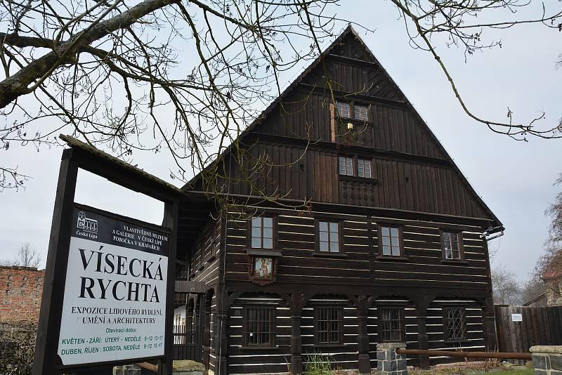 Vísecká rychta v Kravařích.