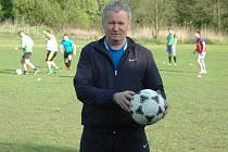 Jaromír Michel. Rodák z Pihelu je žijící legendou bukovanského klubu.