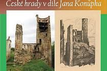 Mezi několik nových výstav patří i výstava zapůjčená z Národního muzea nazvaná České hrady v díle Jana Konůpka.
