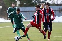 Druhý přátelský mač během dvou dnů mají v nohách fotbalisté FC Nový Bor.
