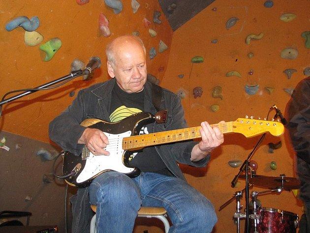 Radim Hladík a Blue Effect koncertovali v Prysku.
