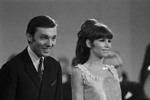 Karel Gott a Marta Kubišová.
