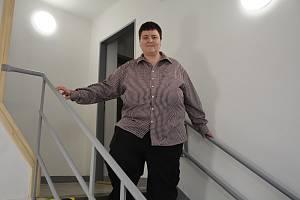 Postižené ženy mají v České Lípě nový domov v zrekonstruovaném domě ve čtvrti Svárov.