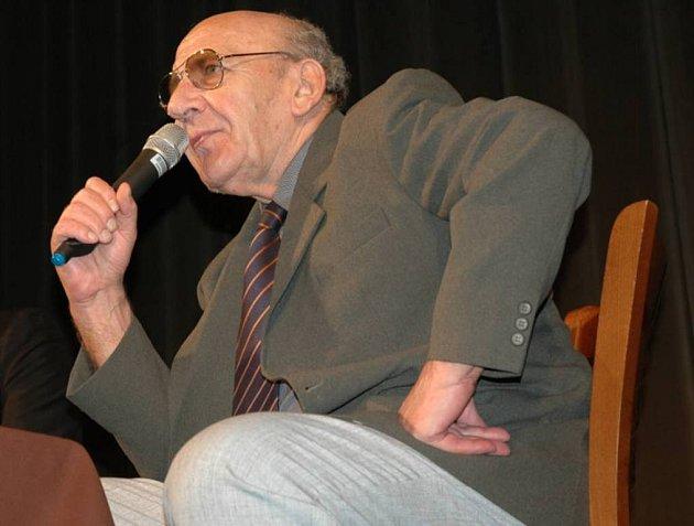 Miroslav Moravec v Mimoni