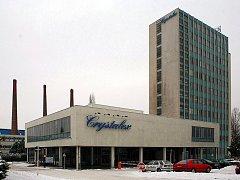 V areálu zkrachovalé sklárny v Novém Boru už ale šest let úspěšně podniká nová společnost Crystalex CZ.