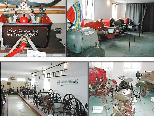 Přes 600 exponátů tvoří sbírku oldřichovského muzea.