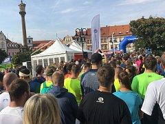 City Cross Run v České Lípě.