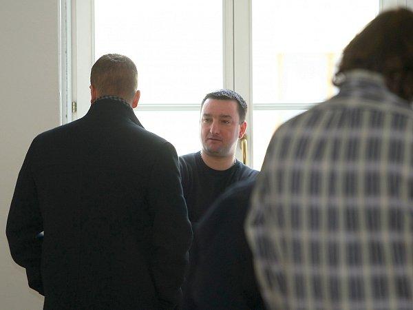 Jan Legner prý sJiřím Čechem (na snímku) nabízeli úplatky kvůli obnovení těžby na Tlustci.