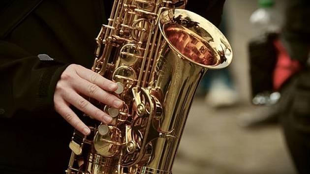 Jazz koncert ilustrační