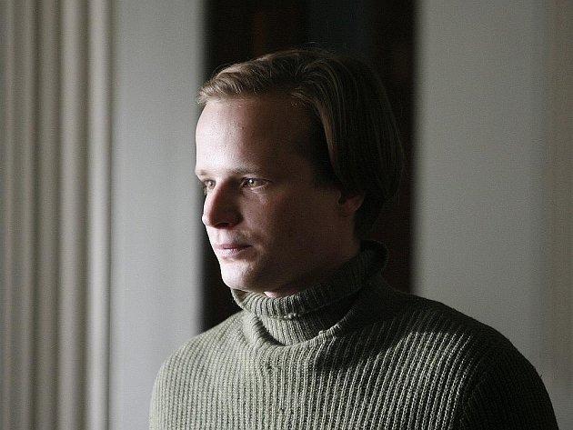 Kryštofa Hádka uvidíte ve filmu 3 sezony v pekle, který dnes hraje kino Hvězda v Kamenickém Šenově.
