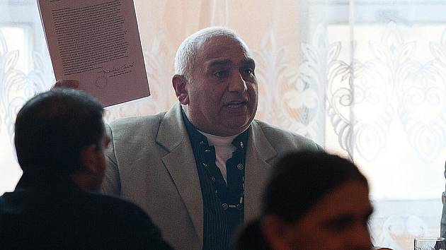 Kritikou nešetřili zástupci Romů v N. Boru.