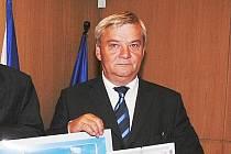 Starosta Cvikova Jaroslav Švehla.